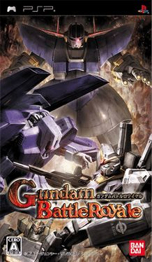 Cover Gundam Battle Royale