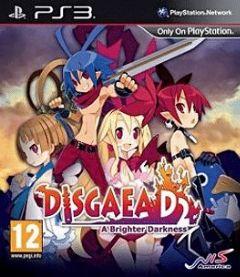Cover Disgaea D2: A Brighter Darkness