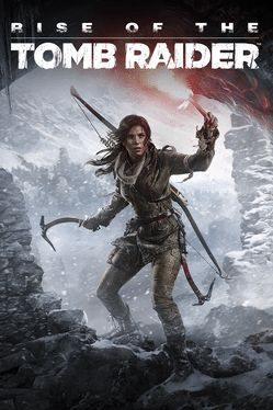 Cover Rise of the Tomb Raider