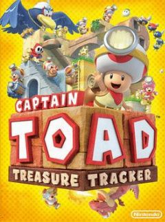Cover Captain Toad: Treasure Tracker