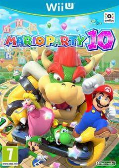 Cover Mario Party 10
