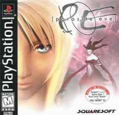 Cover Parasite Eve