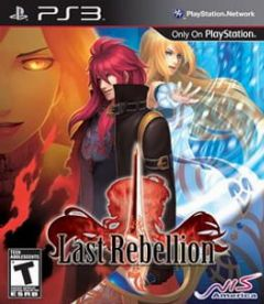 Cover Last Rebellion