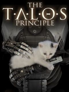 Cover The Talos Principle