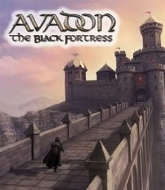 Cover Avadon: The Black Fortress