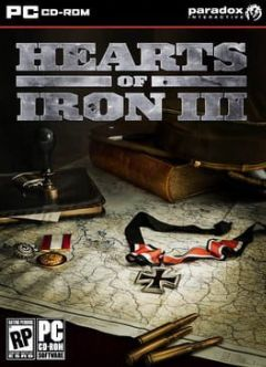 Cover Hearts of Iron III
