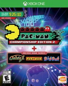 Cover Pac-Man: Championship Edition 2 + ARCADE GAME SERIES