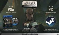 Cover Absolver: Special Reserve edition