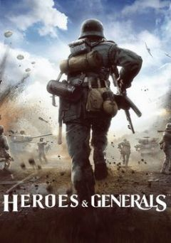 Cover Heroes & Generals