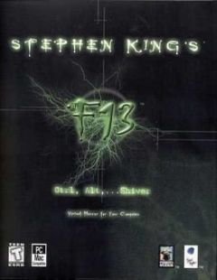Cover Stephen King's F13