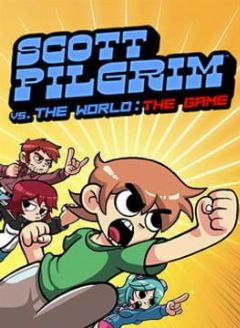 Cover Scott Pilgrim vs. the World: The Game