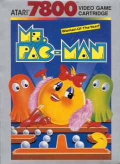 Cover Ms. Pac-Man