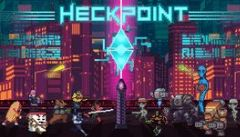 Cover Heckpoint