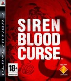 Cover Siren: Blood Curse