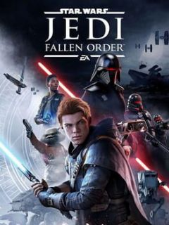 Cover Star Wars Jedi: Fallen Order