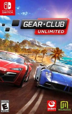 Cover Gear Club Unlimited
