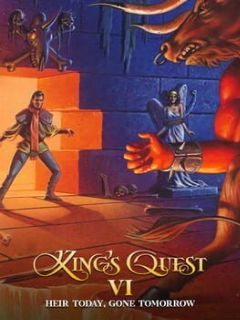 Cover King's Quest VI: Heir Today, Gone Tomorrow