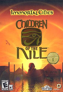 Cover Immortal Cities: Children of the Nile
