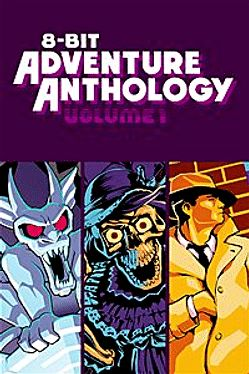 Cover 8-bit Adventure Anthology: Volume I