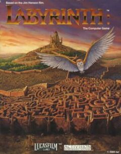 Cover Labyrinth: The Computer Game