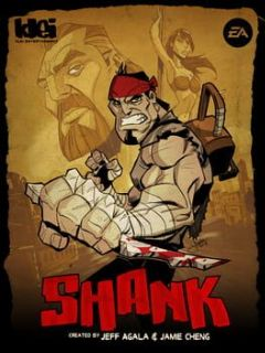 Cover Shank
