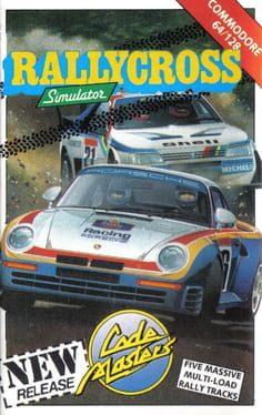 Cover Rallycross Simulator