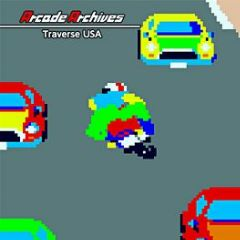 Cover Arcade Archives Traverse USA