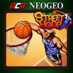 Cover ACA NEOGEO STREET HOOP