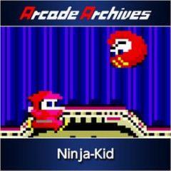 Cover Arcade Archives Ninja-Kid