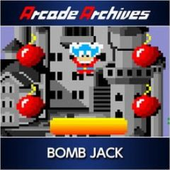 Cover Arcade Archives BOMB JACK
