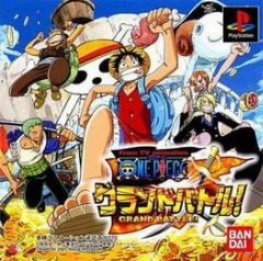 Cover From TV Animation – One Piece: Grand Battle!