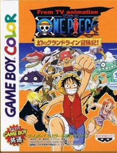 Cover From TV Animation – One Piece: Grand Line Dream Adventure Log