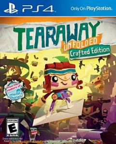 Cover Tearaway: Unfolded