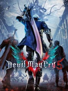 Cover Devil May Cry 5