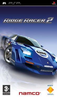 Cover Ridge Racer 2