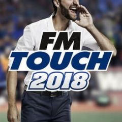 Cover Football Manager Touch 2018
