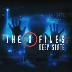 Cover The X-Files: Deep State