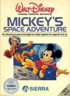 Cover Mickey's Space Adventure