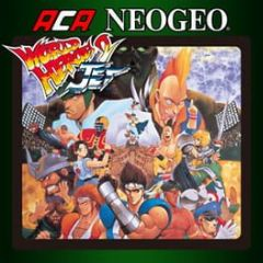Cover ACA NEOGEO WORLD HEROES 2 JET