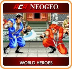Cover ACA NEOGEO WORLD HEROES