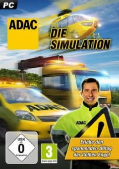 Cover ADAC: The Simulation