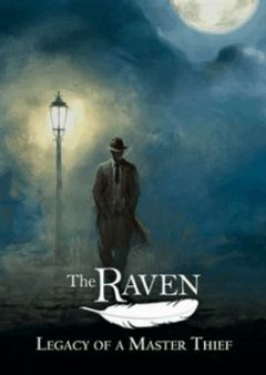 Cover The Raven: Legacy of a Master Thief