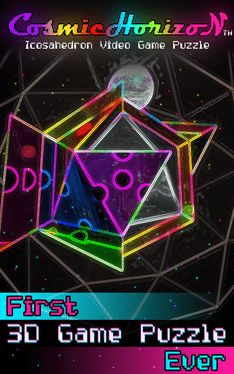 Cover Cosmic Horizon – World First 3D Game Puzzle Ever