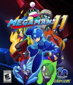Cover Mega Man 11