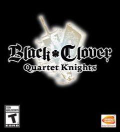 Cover Black Clover: Quartet Knights