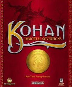 Cover Kohan: Immortal Sovereigns