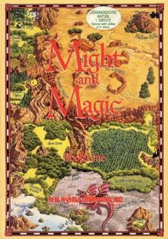 Cover Might and Magic Book One: The Secret of the Inner Sanctum