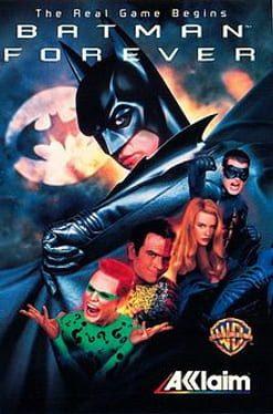 Cover Batman Forever