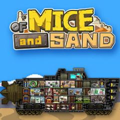 Cover OF MICE AND SAND -REVISED-