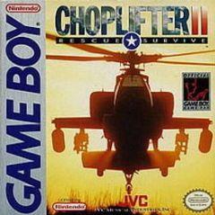 Cover Choplifter II